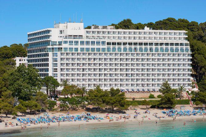Hotel Melia Cala Galdana, Menorca