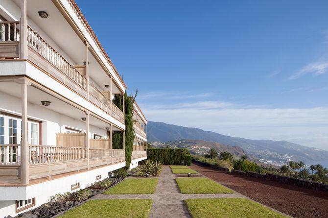 Parador de La Palma, La Palma