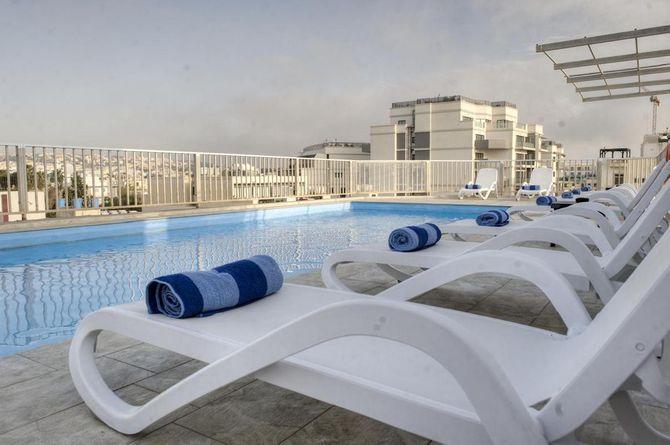 Argento Hotel, Malta