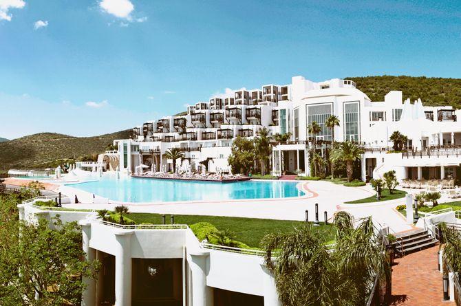 Kempinski Hotel Barbaros Bay, Bodrum