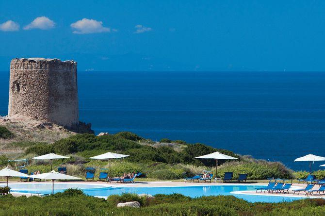 Hôtel Relax Torreruja Thalasso & SPA, Nord de la Sardaigne (sans Costa Smeralda)