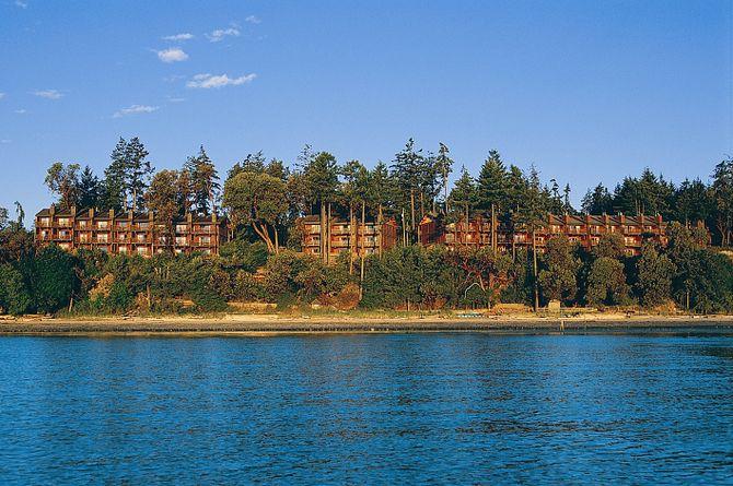 Tigh-Na-Mara Seaside Spa Resort, Vancouver Island