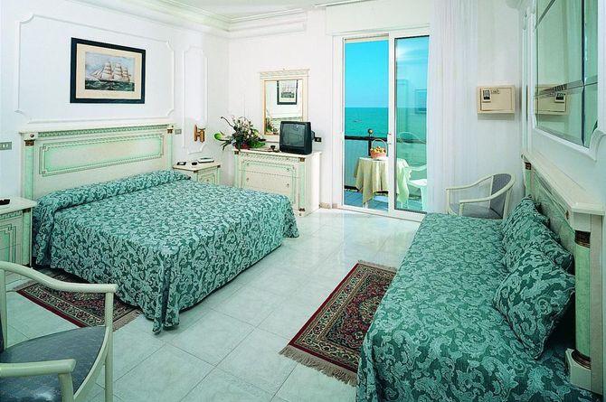 Grand Hotel Michelacci, Rimini & Umgebung