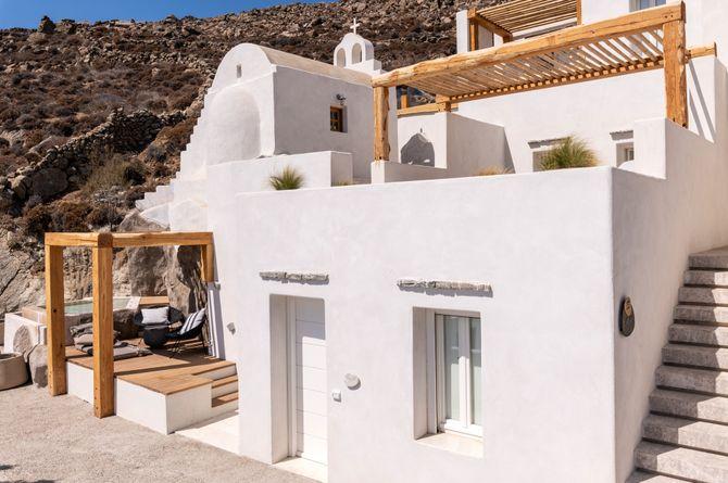 Kensho Psarou Hotel & Suites, Mykonos