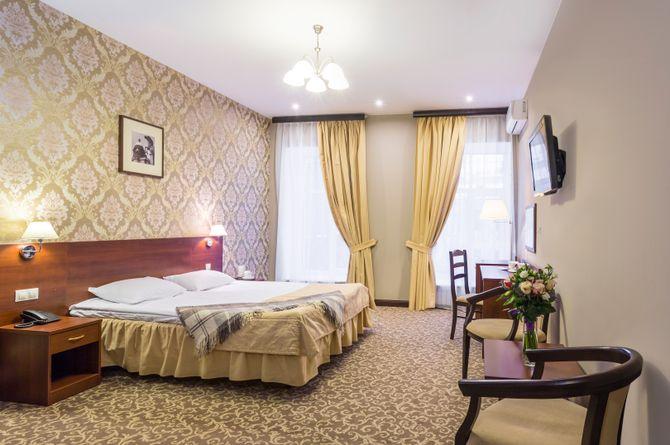 M-Hotel, Saint Pétersbourg
