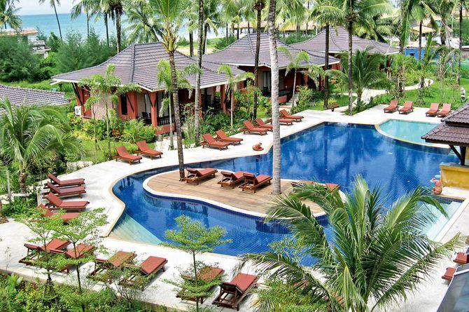 Sudala Beach Resort, Khao Lak