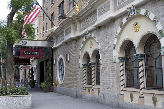 Belvedere Hotel New York, New York City
