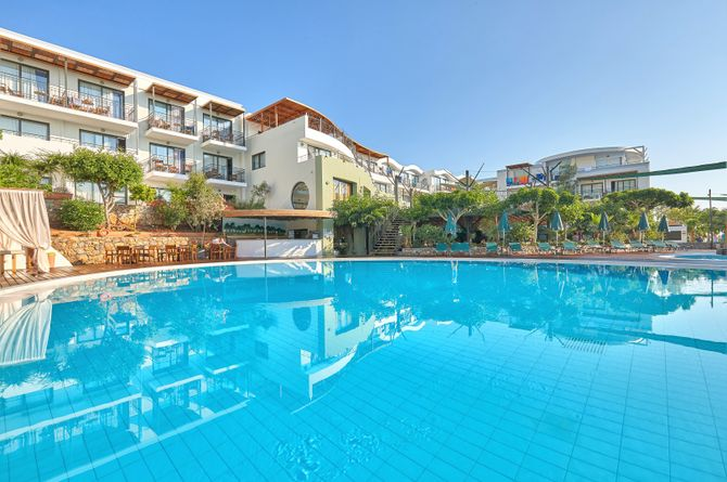 Arminda Hotel & Spa, Kreta