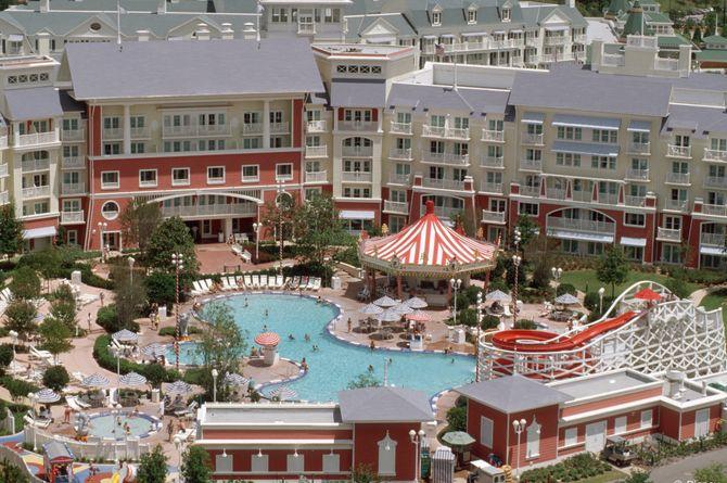 Disney's Boardwalk Inn, Orlando & Umgebung
