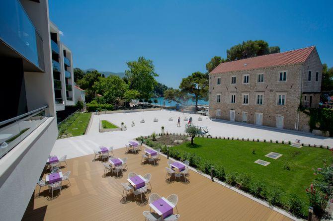 Hôtel Mlini, Dubrovnik & ses environs