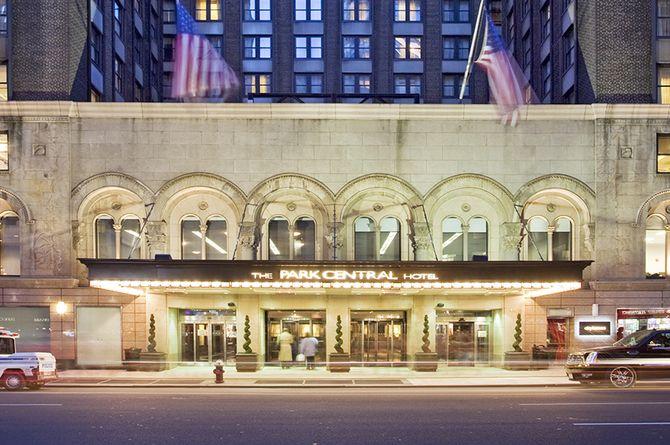 Park Central Hotel New York, New York City