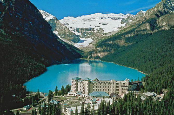 Fairmont Château Lake Louise, Banff