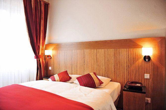 Hotel du Parc Alsace, Strassburg