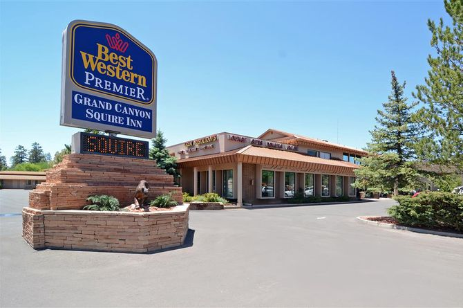 Best Western Premier Grand Canyon Squire Inn, Parcs nationaux (USA)