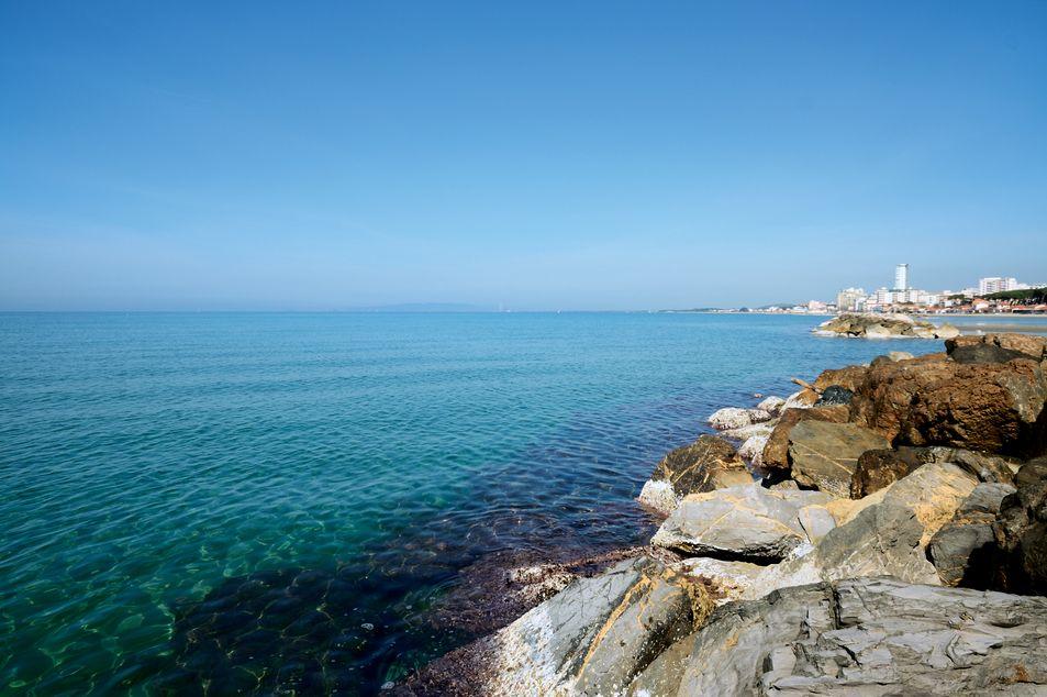 An der Küste von Donoratico