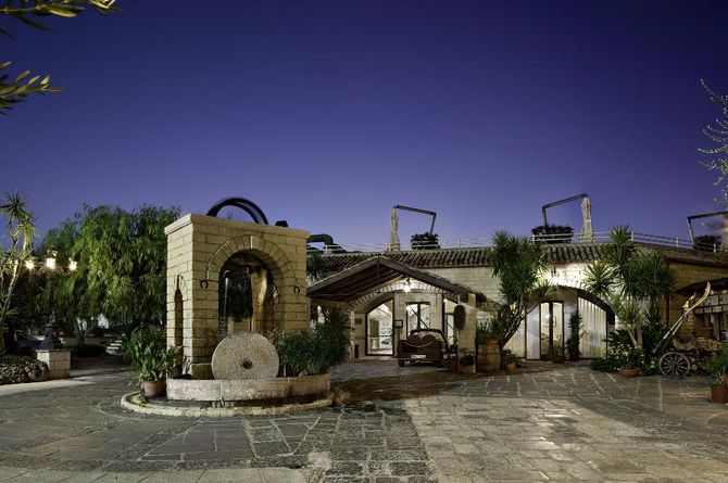Una Hotel Regina, Provinz Bari