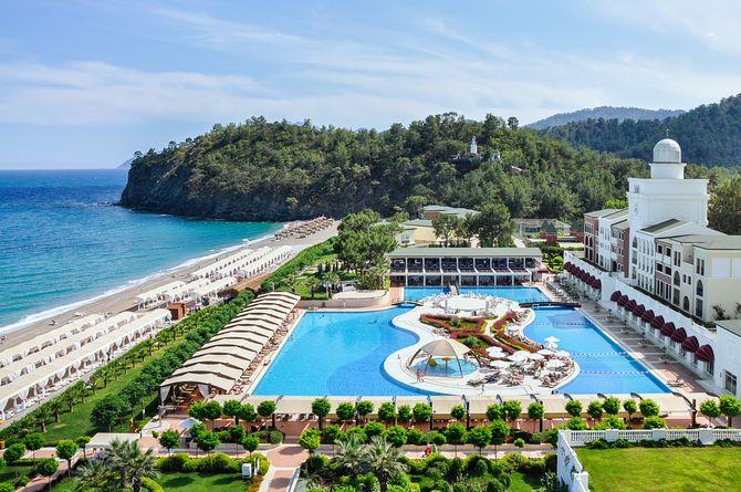 Amara Dolce Vita, Antalya & Umgebung