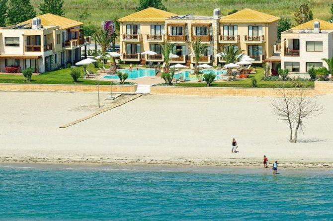 Mediterranean Village Hôtel & Spa, Riviera olympique