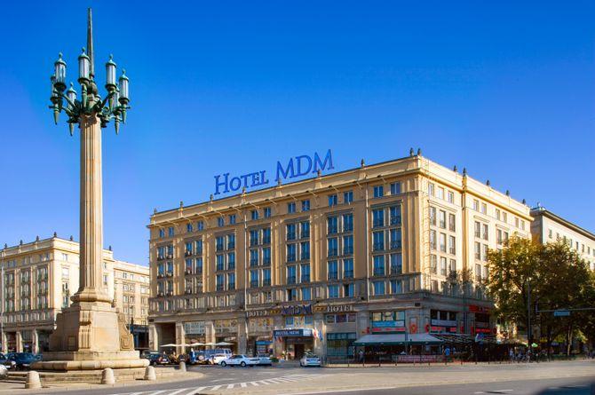 Hotel MDM, Varsovie