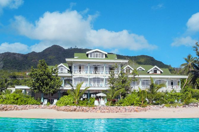 Palm Beach Hotel, Seychellen