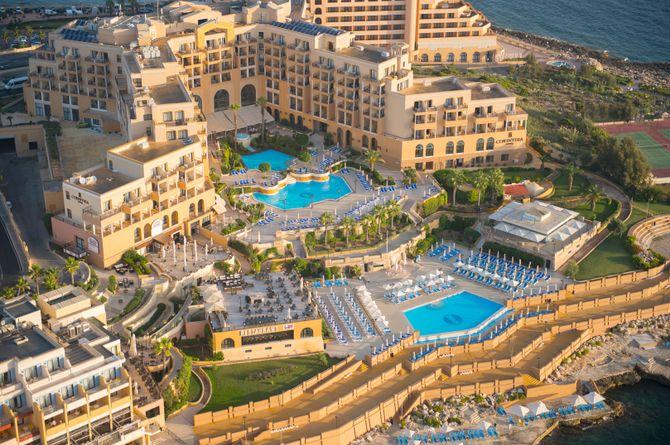 Corinthia Hotel St. George's Bay, Malte