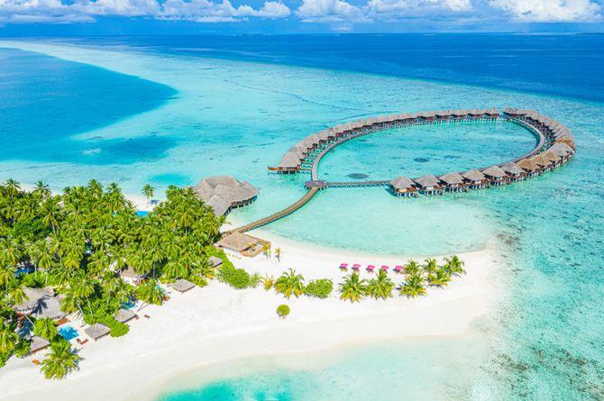 Sun Siyam Vilu Reef, Maldives