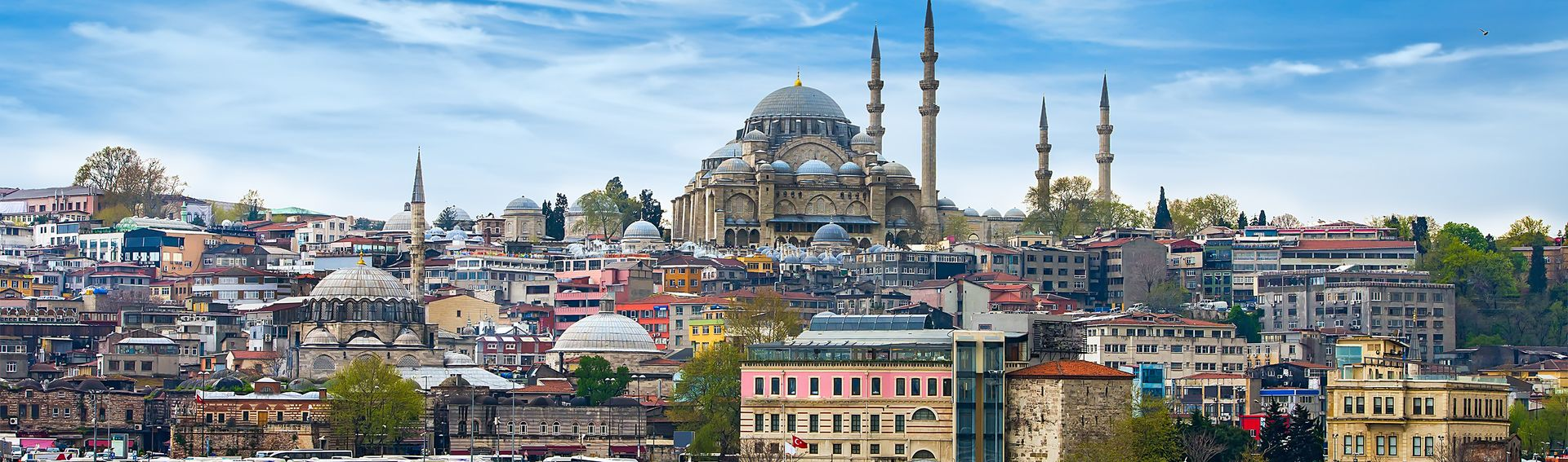 Turquie intérieure & Istanbul