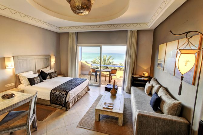 Paradis Plage Resort, Agadir