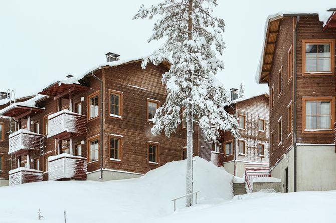 Appartement Aurinkorinne33, Ruka/Kuusamo