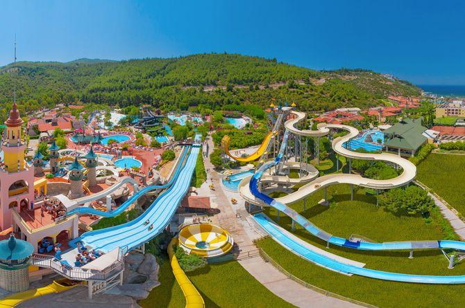 Aqua Fantasy Aquapark Hotel & Spa (ex.Aqua Fantasy Resort Hotel), Izmir