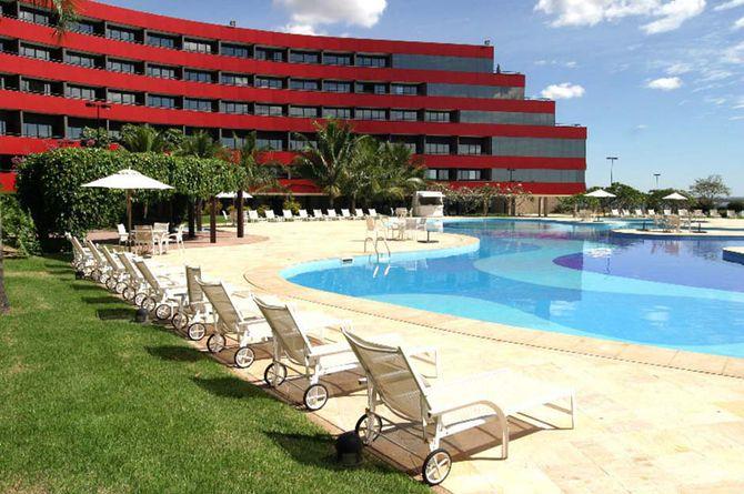 Golden Tulip Brasilia Alvorada Hotel, Brasilia