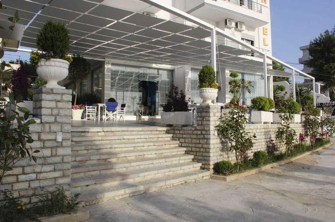 Hôtel Sunrise, Saranda