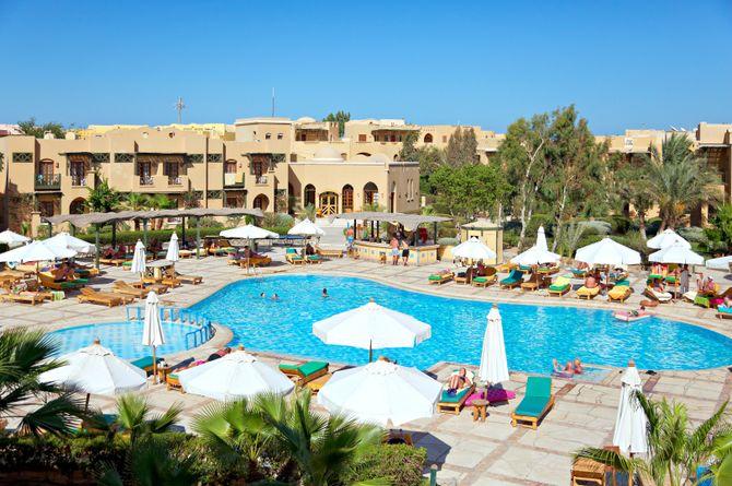 Three Corners Rihana Inn, Hourghada