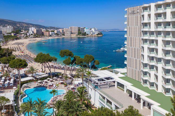 Meliá Calviá Beach, Majorque