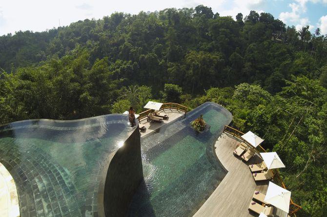 Hanging Gardens of Bali, Bali