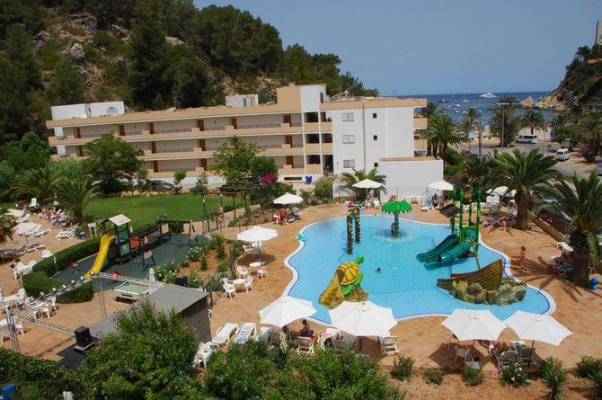Balansat Y Torremar Apartamentos, Ibiza