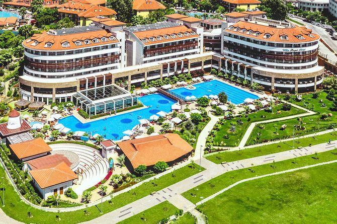 Alba Royal, Antalya & Umgebung
