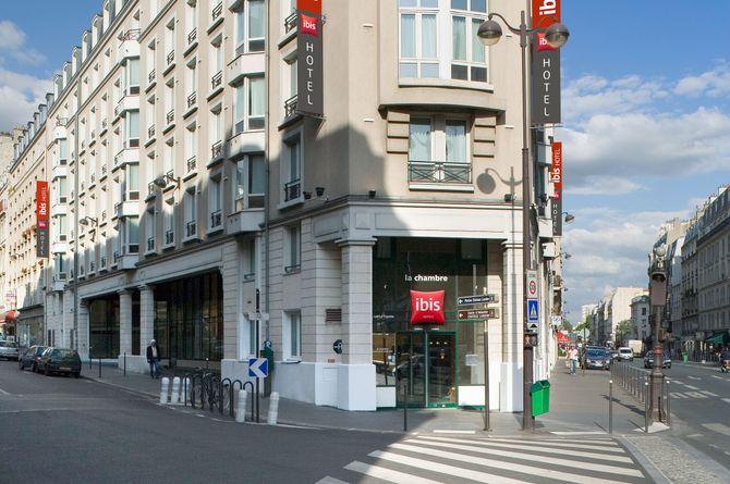 Ibis Paris Gare du Nord Chateau Landon, Paris
