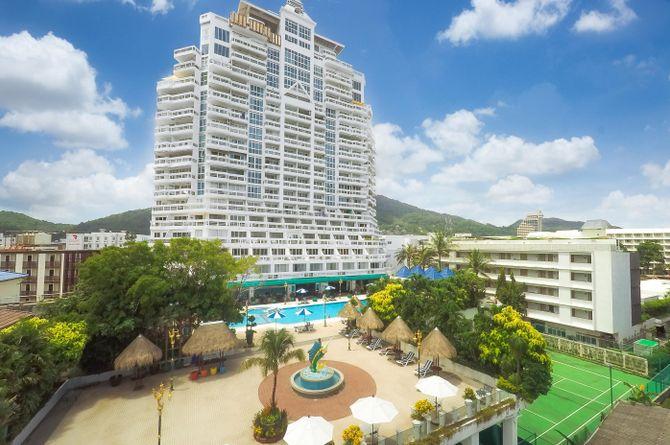 Andaman Beach Suites, Phuket