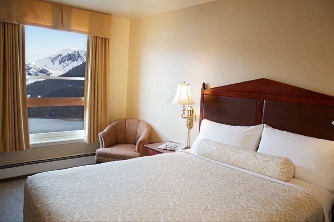 Westmark Baranof Hotel, Reste de l'Alaska
