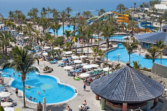 Hotel Paradise Lago Taurito, Grande Canarie