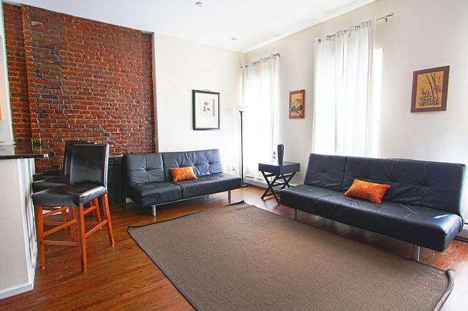 Appartement Lenox Ave / Unit 3, New York City