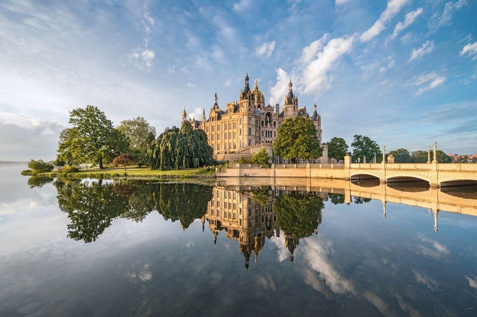 Schweriner Schloss: Das Neuschwanstein des Nordens