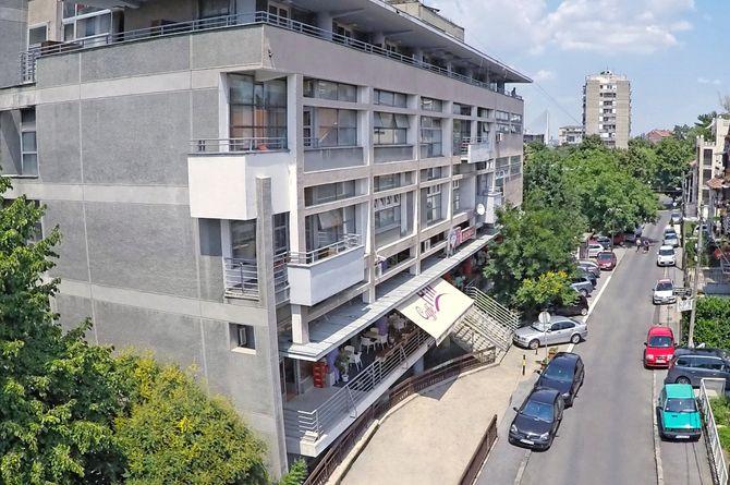 Balkan Hotel Garni, Belgrade