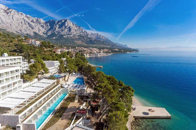 Hôtel Bluesun Berulia, Dalmatie du Nord et centrale