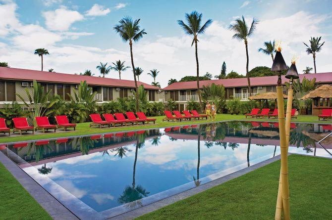 Ainanalu Resort, Maui