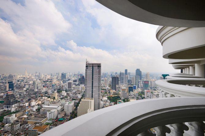Lebua at State Tower, Bangkok