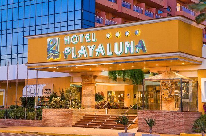 Best Roquetas (ex. Hotel Playaluna), Costa del Sol