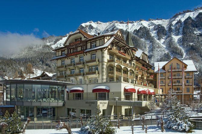Arenas Resort Victoria-Lauberhorn - forfait ski, Région de la Jungfrau