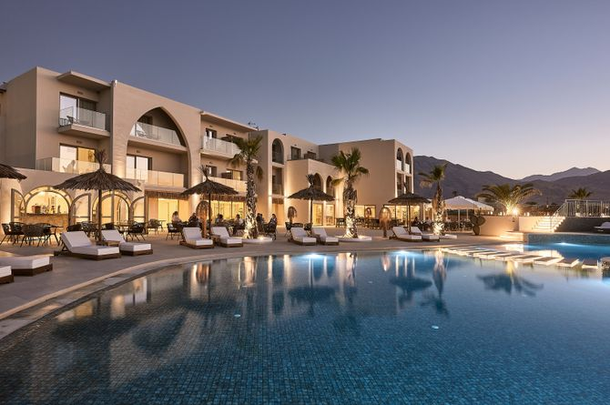Pepper Sea Club Hotel, Kreta
